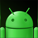 GO SMS Dark Green Theme icon