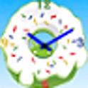 Donut Clock icon