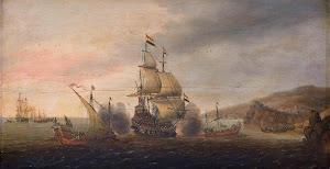 RIJKS: Cornelis Bol: painting 1650