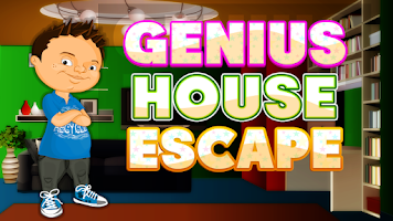 Screenshot of Genius House Escape