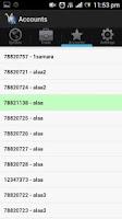 Screenshot of PST aTrader