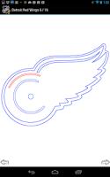 Screenshot of How to Draw: Hockey NHL Logos