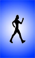 Screenshot of Pedometer - Walk Track Step