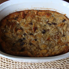 Sourdough Bread Pudding