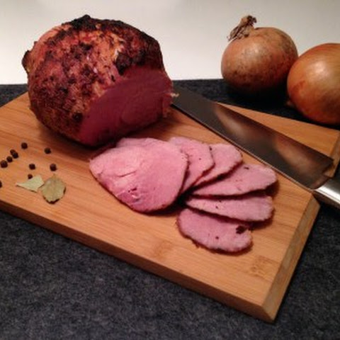 Slow-Cooked Christmas Ham