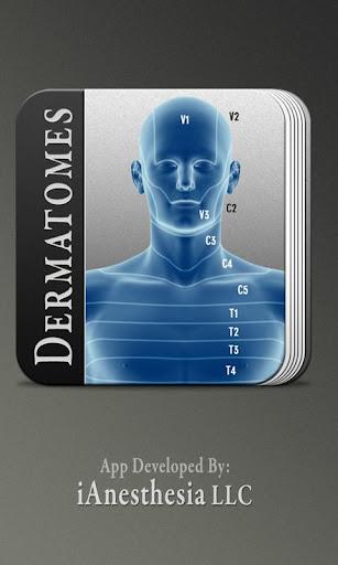 Dermatome Nerve Distribution