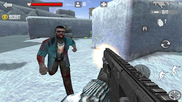 Screenshot of Dead Strike 3D