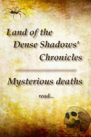 fantasy-mysterious-deaths-free for android screenshot