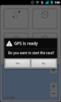 Screenshot of MyOwnRace