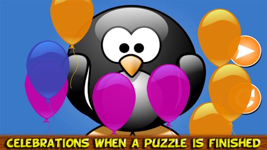 101 Kids Puzzles- screenshot thumbnail