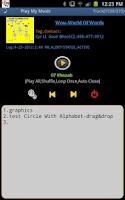 Screenshot of Cyril's Scribble Pad