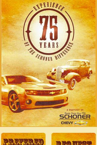 Schoner Chevrolet