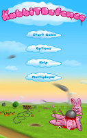 Screenshot of RabbiT Defence