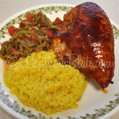 Sticky Chicken