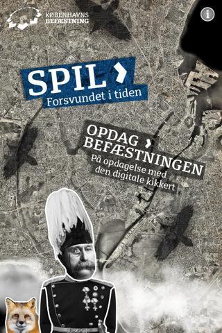 【免費教育App】Forsvundet i Tiden - Vestvolde-APP點子