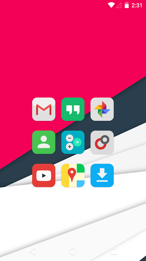 Omne - Icon Pack Screenshot 0