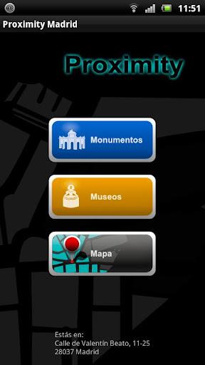 玩旅遊App|Proximity Madrid免費|APP試玩