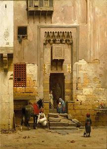 RIJKS: Willem de Famars Testas: painting 1881