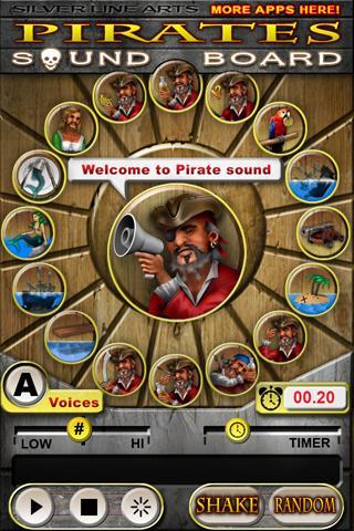 Pirate Soundboard