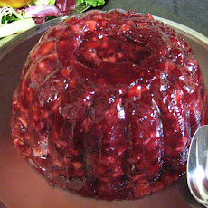Crabby Lady Cranberry Salad