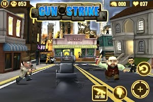 Screenshot of Gun Strike
