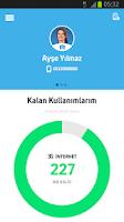 Screenshot of Turkcell Hesabım