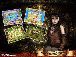 Screenshot of SteampunK FREE Slots and Poker