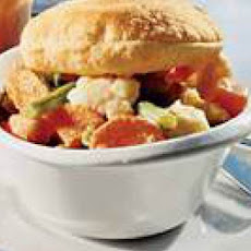 Curried Chicken Potpies