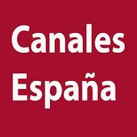 Screenshot of Canales España