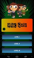 Screenshot of ABC Alphabet Phonics Quiz Free