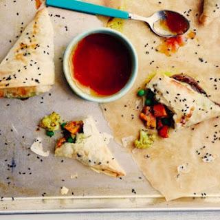 Sweet Potato Samosas Recipes