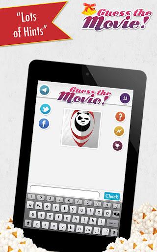 Guess The Movie - Full - screenshot