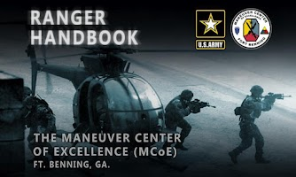 Screenshot of Ranger Handbook