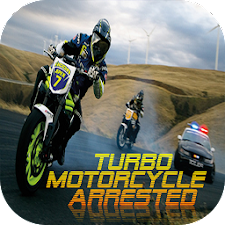 Turbo, Motorcycle, Arrested