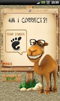 Screenshot of Magic Camel