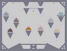 Thumbnail of the map 'Ice Cream Shop tileset by Tiki_Takman'