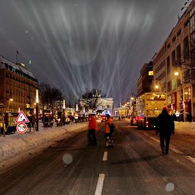 by Davor Kapetan - City,  Street & Park  Street Scenes