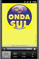 Screenshot of Onda Sul