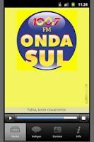 Screenshot of Onda Sul