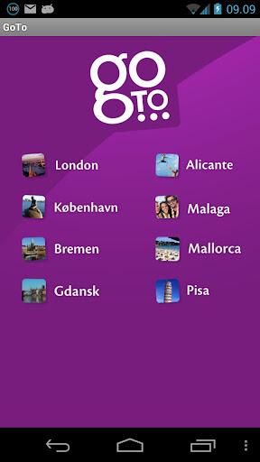 【免費旅遊App】goTO-APP點子
