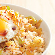 Hugh Jackman's Ginger Fried Rice