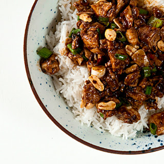 Sichuan Rabbit with Peanuts