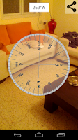 Screenshot of Compass Camera