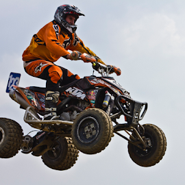 by Mike Ross - Sports & Fitness Motorsports ( nora mx, quad cross )