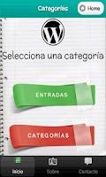 Screenshot of Funciones Wordpress