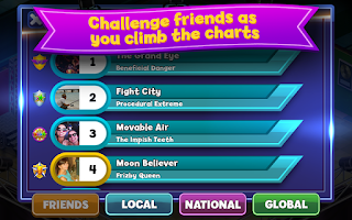 Screenshot of Band Stars