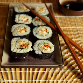 Tofu Sushi Recipes