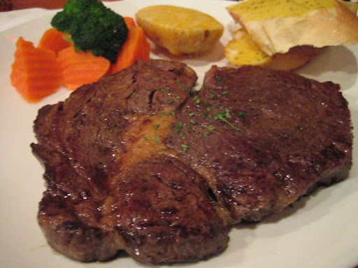 Mling: 【食】Cosby Saloon