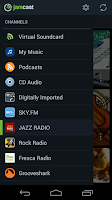 Screenshot of Jamcast - DLNA/UPnP Streaming