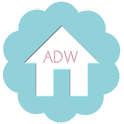 ADW Ex Themes: Pastel Flowers icon